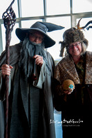 Gandalf & Radergast (Lord Of The Rings)